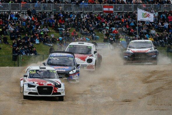 Elektro-ERX wird verschoben: Die E-Boliden kommen erst 2021 - Foto: FIA World Rallycross