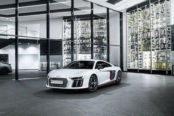 Der R8 selection 24h hat 610 PS - Foto: Audi