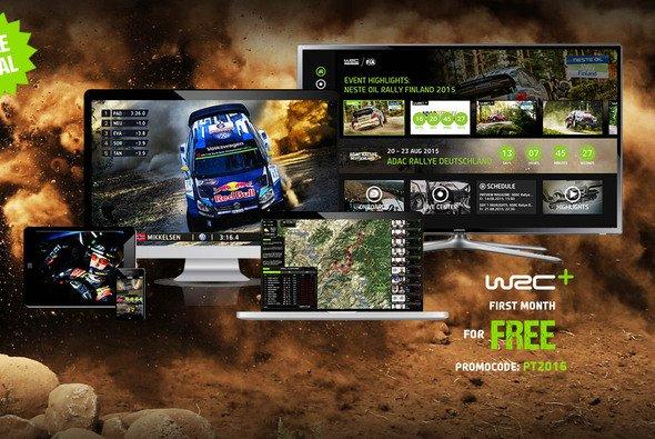 Die Rallye Portugal auf WRC+ - Foto: wrc.com