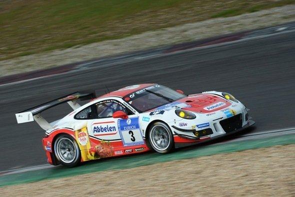 Der Porsche von Frikadelli Racing startet doch beim 24h-Rennen auf dem Nürburgring - Foto: Frikadelli Racing