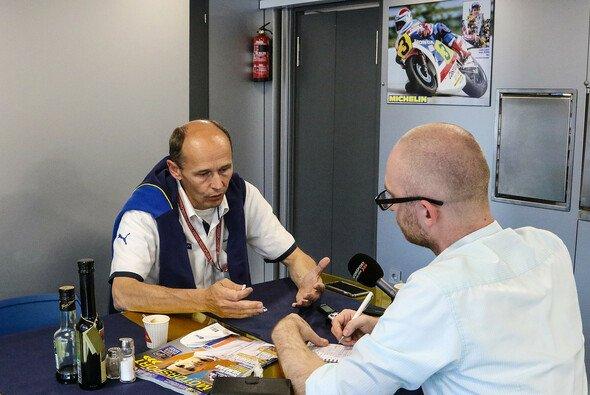 Nicolas Goubert wird neuer Chef der Moto-e - Foto: Tobias Linke
