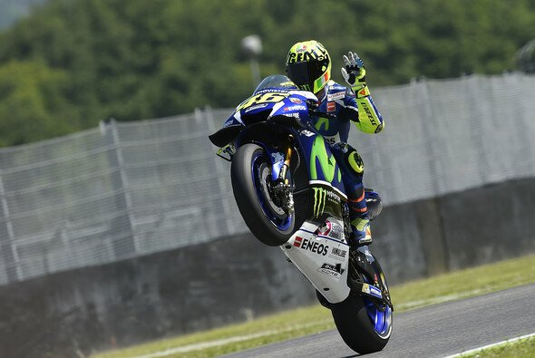 Valentino Rossi wird zum Filmstar - Foto: Yamaha