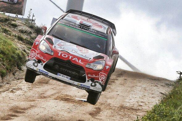 Kris Meeke fuhr ohne Rost und Dramen zu seinem zweiten WRC-Sieg - Foto: Citroen