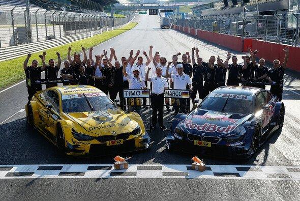 RMG freute sich in Spielberg über zwei Siege an einem Rennwochenende - Foto: BMW AG