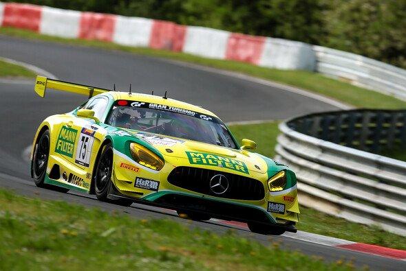 Top-Platzierung für Sebastian Asch beim prestigeträchtigsten GT-Rennen der Welt - Foto: Gruppe C GmbH