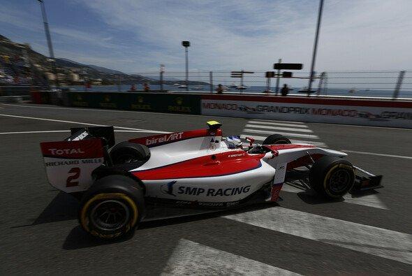 Sergey Sirotkin startet in Monaco von Pole - Foto: GP2 Series