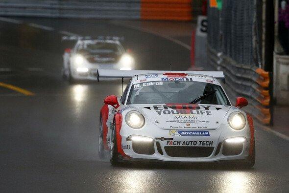 Matteo Cairoli meisterte die schwierigen Bedingungen in Monaco am besten - Foto: Porsche