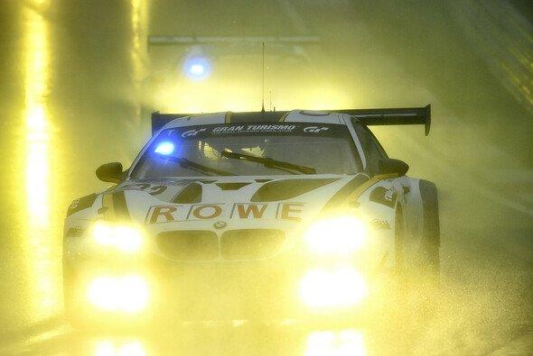 Das Wetter macht die VLN-Testfahrten auf dem Nürburgring unmöglich - Foto: BMW