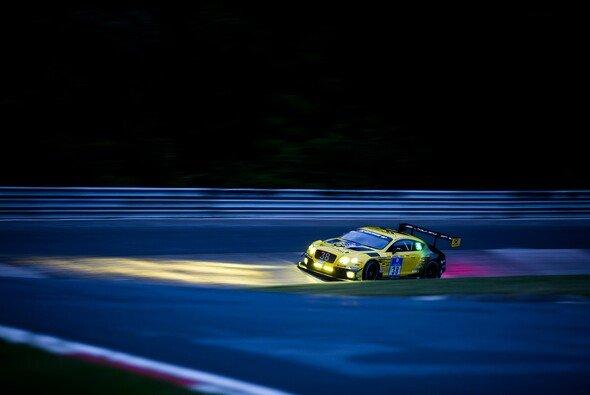 Bentley schloss den Testtag in Spa als Schnellster ab - Foto: Bentley