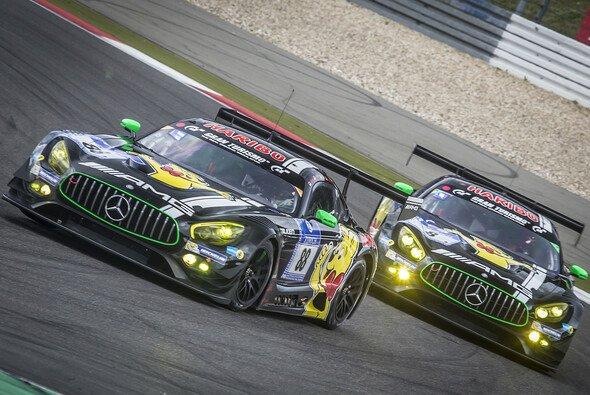 Der Goldbär geht: Haribo geht 2018 nicht mehr im Motorsport an den Start - Foto: Mercedes-Benz