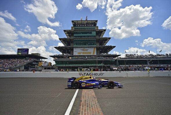 Indy 500 Zeitplan