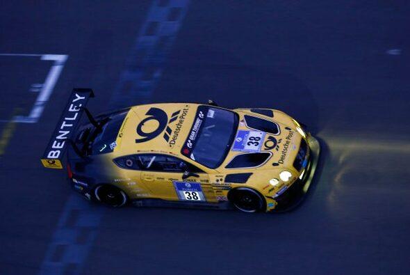 Christian Menzel startete zum 22. Mal auf dem Nürburgring - Foto: Bentley