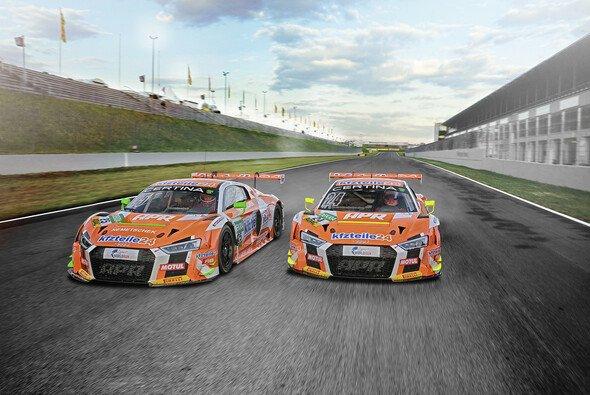 ADAC GT Masters & DTM im Doppelpack: Highlight des Jahres für Partner kfzteile24 - Foto: Gruppe-C GmbH