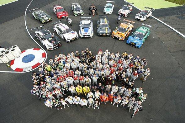 DTM und ADAC GT Masters vereint: Bilder aus vergangenen Zeiten - Foto: DTM