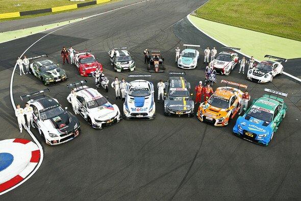 2016 und 2017 trugen DTM und ADAC GT Masters ein gemeinsames Event auf dem Lausitzring aus - Foto: DTM