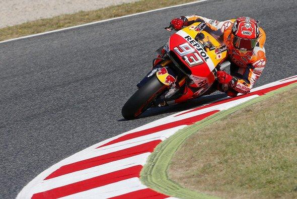 Marc Marquez dominierte das Qualifying in Barcelona - Foto: Repsol