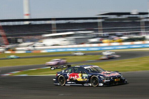 Wittmann übernahm am Lausitzring die Meisterschaftsführung - Foto: DTM