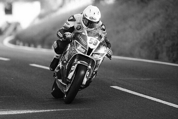 Paul Shoesmith kam auf dem Mountain Course zu Tode - Foto: IoMTT