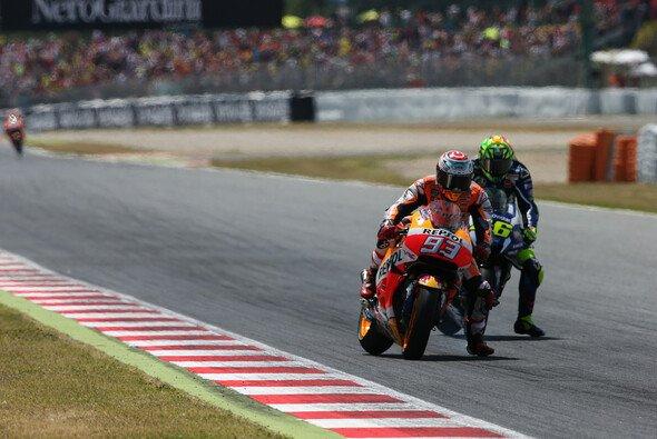 Valentino Rossi ist der Sieger des Katalonien GP - Foto: Repsol