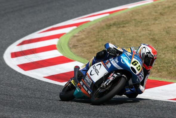 Philipp Öttl blieb in Barcelona ohne Punkte - Foto: Schedl GP
