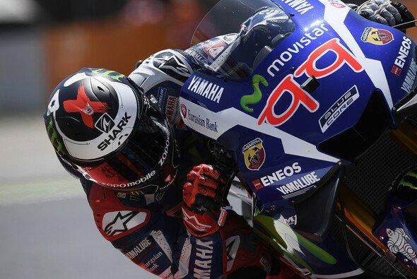 Jorge Lorenzo steht in Barcelona wieder im MotoGP-Grid - Foto: Milagro