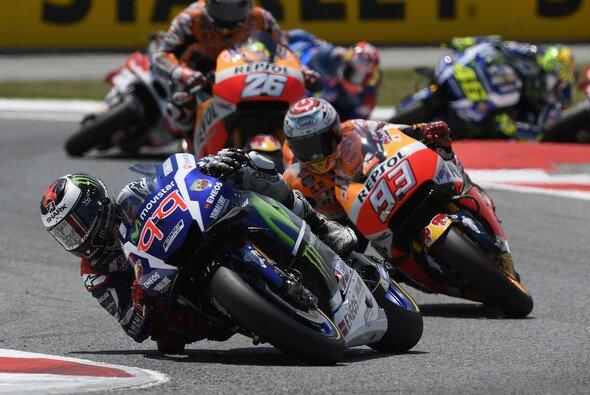 Die MotoGP wird für das restliche Rennwochenende wieder das Formel-1-Layout durchfahren - Foto: Milagro