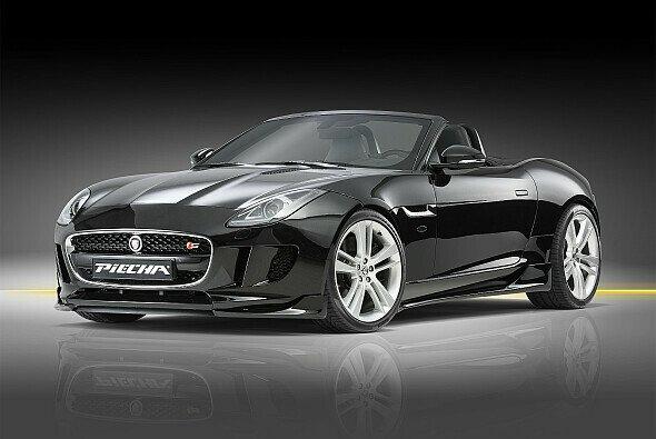 Der F-Type gilt vielen Jaguar-Fans als der schönste Roadster seit dem E-Type der 60er-Jahre - Foto: Piecha