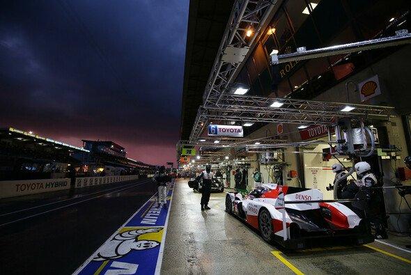 Toyota und Co. gehen ohne Test in die 24h Le Mans 2020 - Foto: Toyota