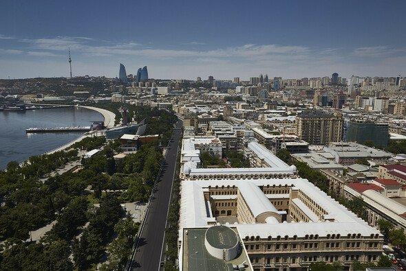 Der Große Preis von Aserbaidschan steht an - Foto: Mercedes-Benz
