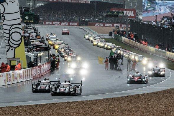 Eurosport berichtet auch in den kommenden vier Jahren live aus Le Mans - Foto: Adrenal Media