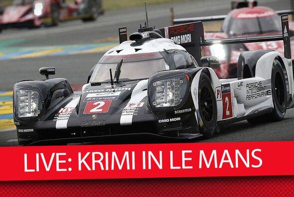 Porsche staubt den Sieg in Le Mans ab - Foto: Porsche