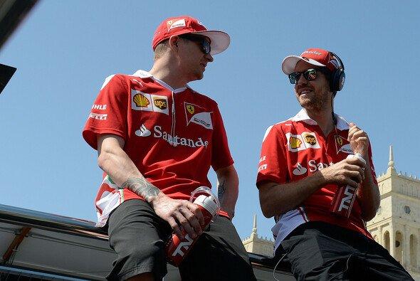 Alain Prost glaubt, dass Kimi Räikkönen gut fürs Betriebsklima ist - Foto: Ferrari