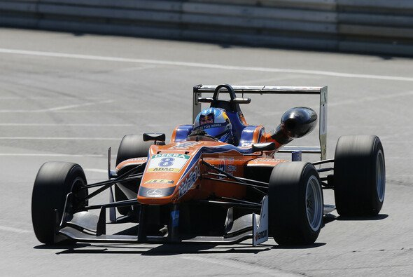 Bestzeit für David Beckmann beim Testtag der Formel 3 auf dem Hockenheimring - Foto: FIA F3