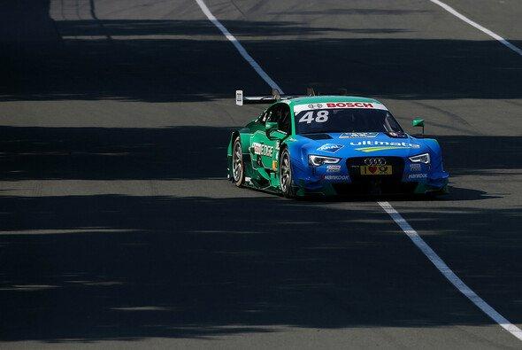 Edoardo Mortara hat das erste Rennen auf dem Norisring gewonnen - Foto: Audi