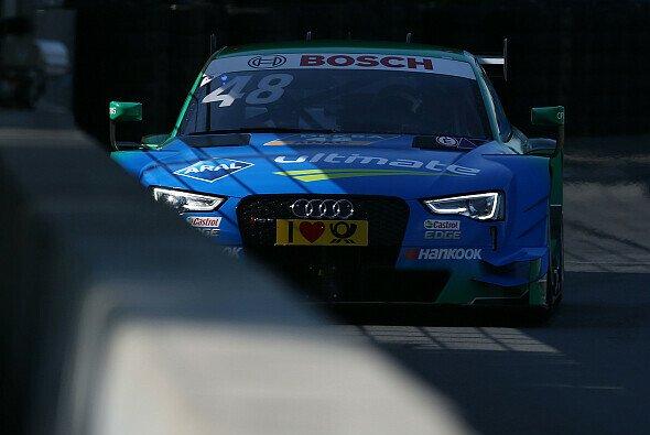 Viel diskutiert am Nürburgring: Mortaras möglicher Wechsel zu Mercedes - Foto: Audi