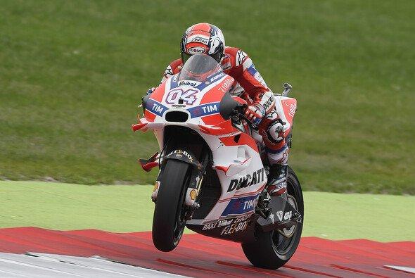 Sensationelle Leistung: Pole für Dovizioso - Foto: Ducati