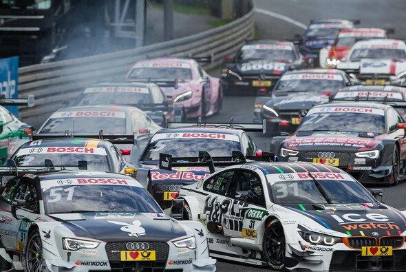 18 statt 24 Autos - wirklich der Niedergang der DTM? - Foto: Simninja Photodesignagentur