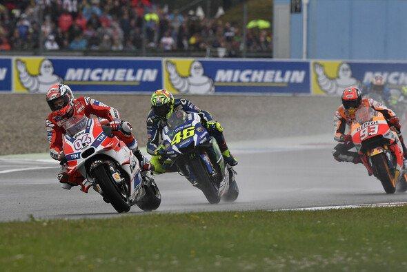 Der Tschechien-GP war geprägt von Aufholjagden und Abstürzen - Foto: Ducati