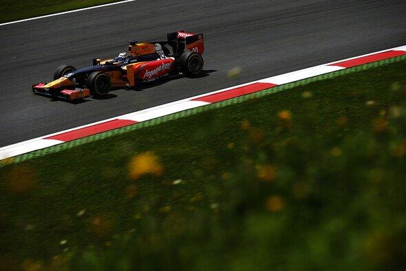 GP2 und GP3 starten dieses Wochenende gemeinsam am Red Bull Ring - Foto: GP2 Series