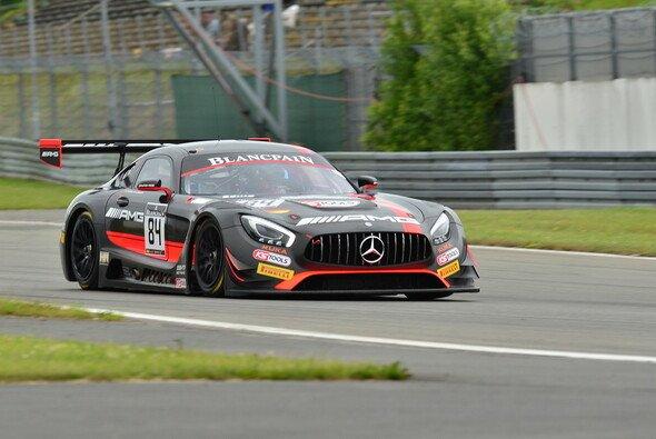 Dominik Baumann zeigte auf dem Nürburgring beeindruckende Leistungen - Foto: Günter Kortmann