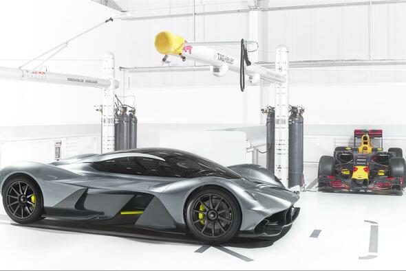 Alle 175 Exemplare des Aston Martin AM-RB 001 sind bereits ausverkauft - Foto: Aston Martin