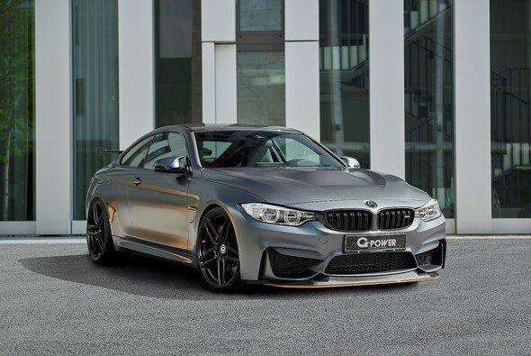 G-Power verhilft dem BMW M4 GTS zu über 100 PS Mehrleistung - Foto: G-Power