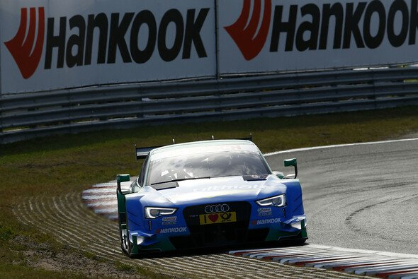 Edoardo Mortara schob sich durch seinen Sieg auf den zweiten Patz der Meisterschaft - Foto: DTM