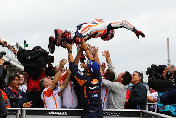 King of the Ring: Marc Marquez - Foto: Tobias Linke