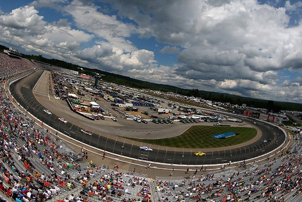 New Hampshire Motor Speedway - Foto: NASCAR
