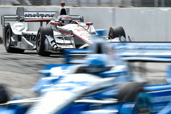 Simon Pagenaud und Will Power kämpfen noch um den IndyCar-Titel - Foto: IndyCar