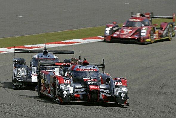 Die privaten LMP1-Teams fuhren den Werken bisher immer deutlich hinterher - Foto: Audi