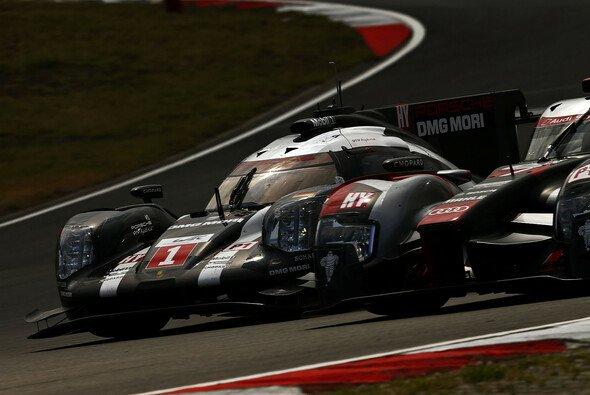 Im WEC-Rennen am Nürburgring rang Porsche Audi letztlich nieder - Foto: Porsche