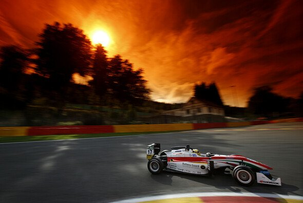 Maximilian Günther kämpft in der Formel 3 EM um den Titelgewinn - Foto: Prema Powerteam