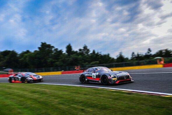 Dominik Baumann kann dieses Jahr die Blancpain GT Series gewinnen - Foto: Guenter Kortmann